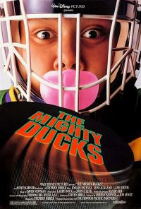 the mighty ducks PAC movie poster