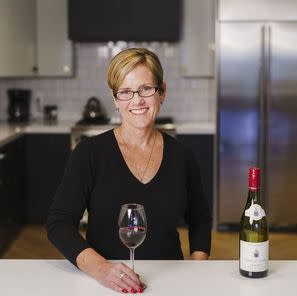 Kristen Fox, headmistress of Fox School of Wine