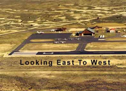 Airport-East to West