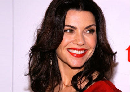 "Julianna Margulies: Golden Globe nominee in ""The Good Wife"""