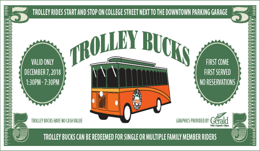 Trolley bucks