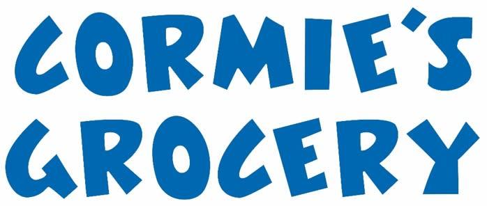 Cormie's Grocery logo