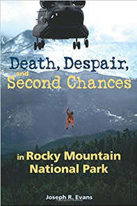 Death, Despair and Second Chances in RMNP Book Cover
