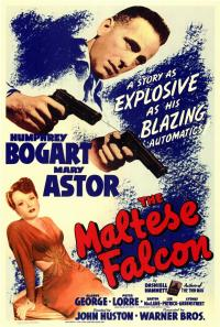 the maltese falcon PAC movie poster