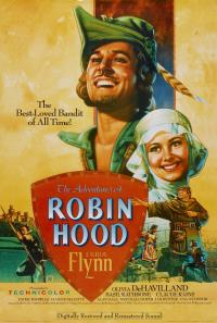 adventures of robin hood PAC movie poster