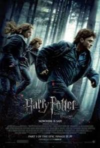 harry potter deathly pac movie poster