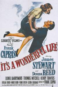 it's a wonderful life PAC movie poster