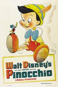 pinocchio PAC movie poster