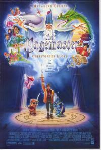 pagemaster PAC movie poster