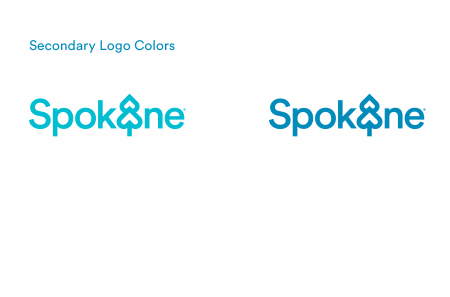 Secondary Logo Colors