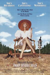 troop beverly hills PAC movie poster