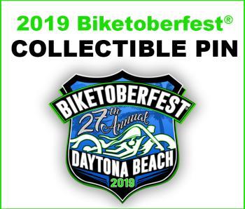 2019 Biketoberfest Collectible Pin