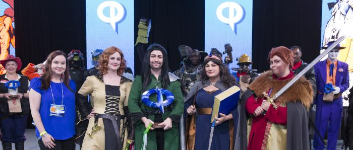 2017 Cosplay Contest - Photo by Eugene Lee