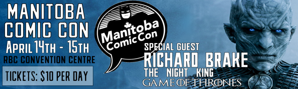 Manitoba Comic Con_RBC Convention Centre