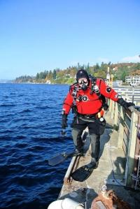 Budget Seattle Vacation Scuba