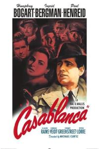 Casablanca PAC movie poster