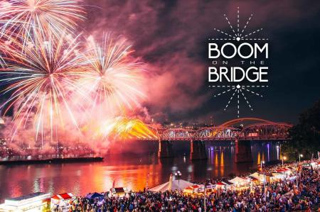 Boom on the Bridge