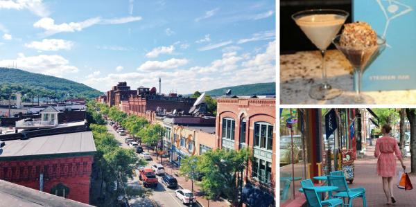 Gaffer District Chocolate Trail