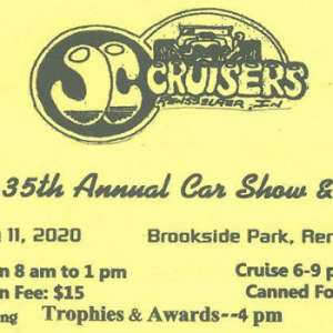 JC Cruisers - 35th Annual Car Show and Cruise