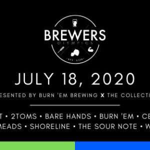 Brewers Olympics 2020