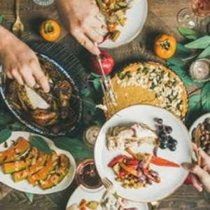 Friendsgiving Harvest Dinner