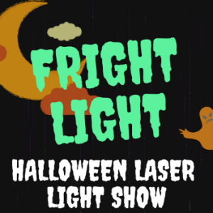 Fright Light Halloween Laser Show