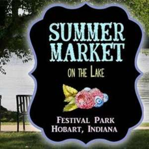 Hobart Summer Market on the Lake