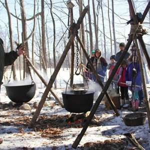 Maple Sugar Time