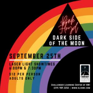 Pink Floyd Laser Light Show