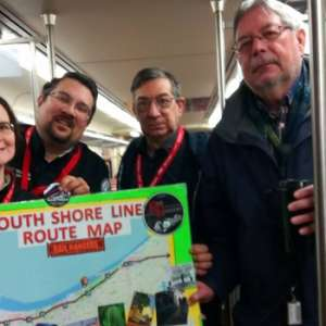 Rail Rangers on the South Shore Train - Bonus Program