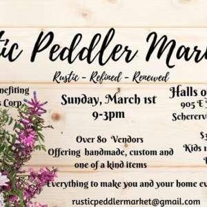 Rustic Peddler Market