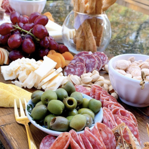 Cheese + Charcuterie | Styling your board with The Gourmet Goddess