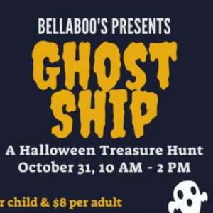 Bellaboo's Presents Ghost Ship