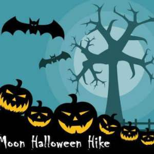 Blue Moon Halloween Hike & Campfire