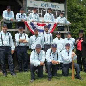 Deep River Grinders VS Blue Island Brewmasters