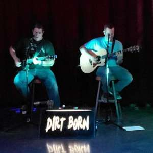 Dirt Born - Acoustic at Off Square Brewing