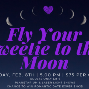 Fly Your Sweetie to the Moon
