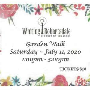 Whiting-Robertsdale Garden Walk