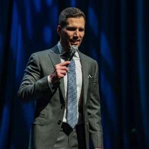 Comedy Night at the CVPA - Pat Tomasulo