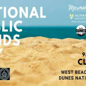Mermaid Straw Beach Cleanup - National Public Lands Day