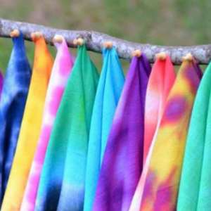 Tie Dye Workshop with Trista