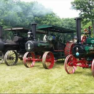 CANCELED 36th Annual Antique Tractor and Farm Festival
