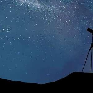 Stargazing at Gabis Arboretum