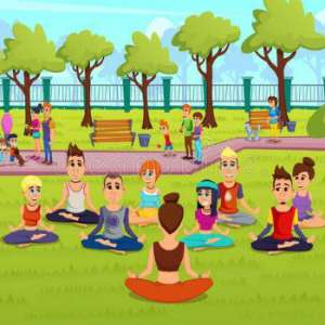 Yoga in the Park (Outdoor)