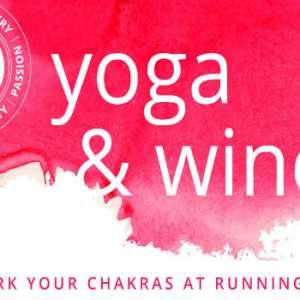 Yoga & Wine