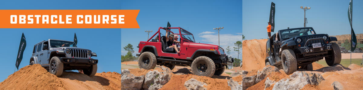 Obstacle Course Florida Jeep Jam