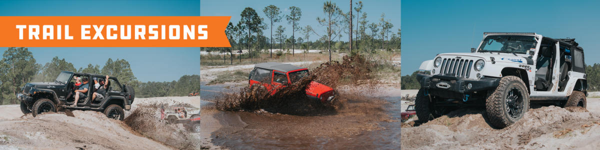 Trail Excursions Florida Jeep Jam