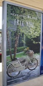 2016 Spring/Summer Co/Op - Platform Posters - MTA - Lodge at Woodloch