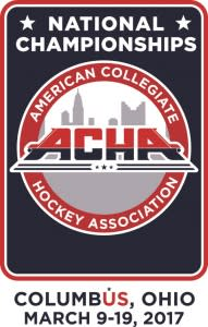 ACHA Nationals logo