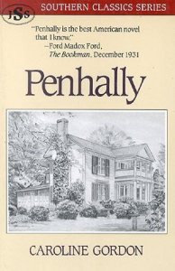 Penhally book cover